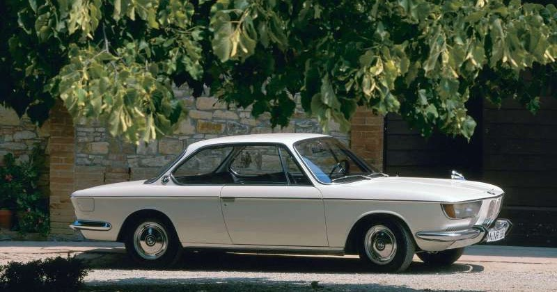 1965 - BMW 2000 CS Wallpapers for PC ~ BMW Automobiles