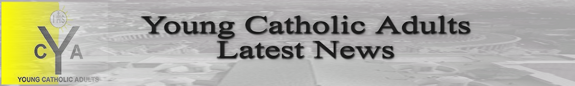 Young catholic adults Latest News