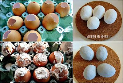 plaster-easter-eggs