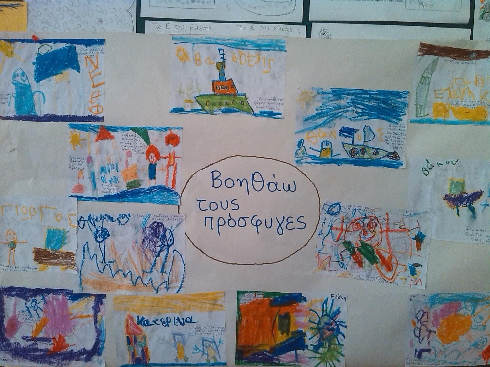 Αποτέλεσμα εικόνας για πρόσφυγες σχολείο