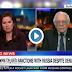 Was Senator Bernie Sanders' feed Cut for saying CNN was FAKE NEWS?  Source: THE WASHINGTON POST