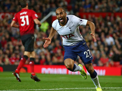 Lucas Moura adds to Jose Mourinho's Misery as Tottenham expose Manchester United's brittle defence