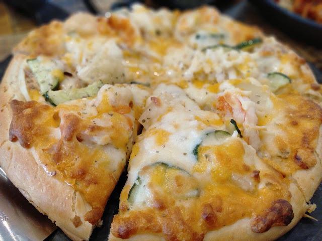 island seafood pizza restoran lemon tree johor bahru