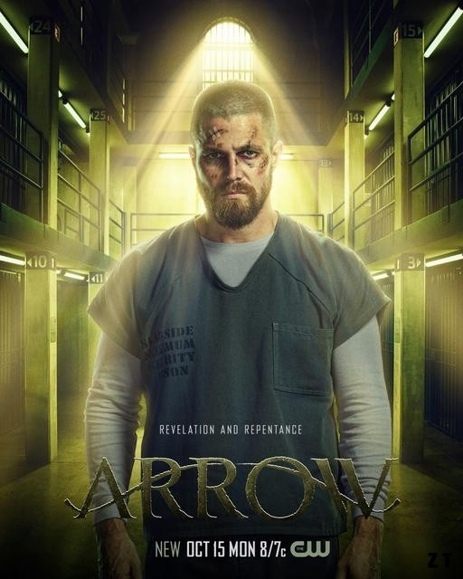 Arrow – Saison 7 [Streaming] [Telecharger]
