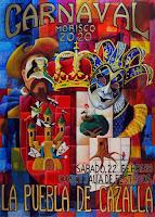 La Puebla de Cazalla - Carnaval 2020 - Álvaro Marín Gómez