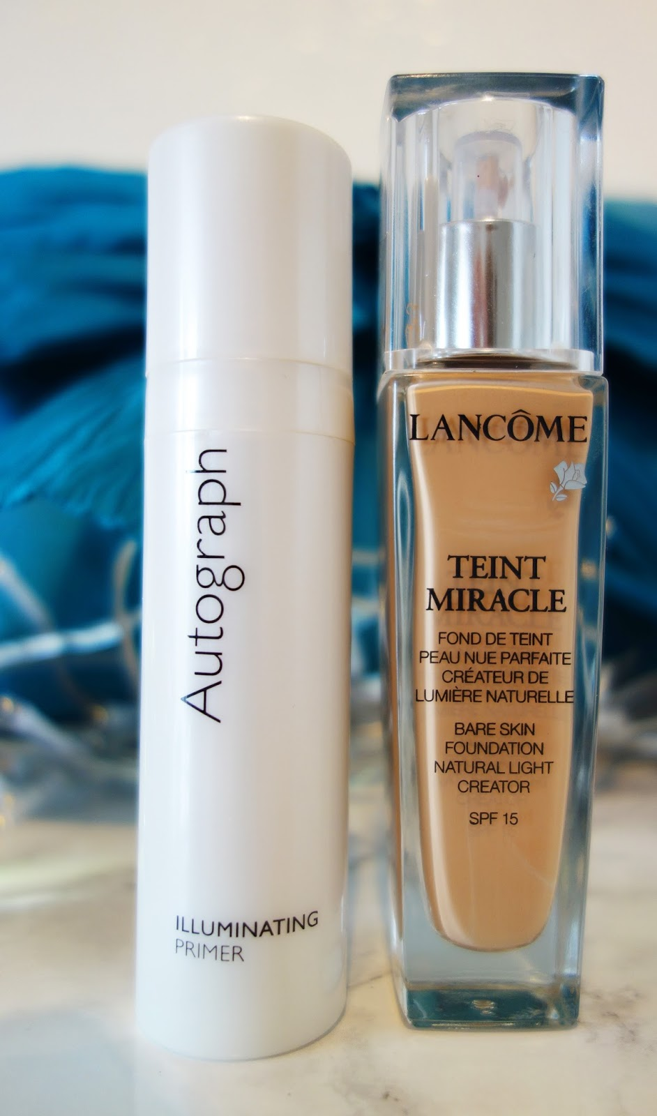 A foundation for summer and a primer to make it look great
