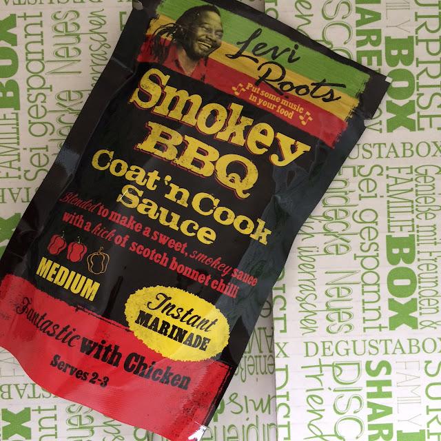 Levi roots cook n coat sauce