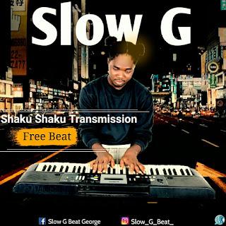 Slow G - Shaku Shaku Transmission (Free Beat)