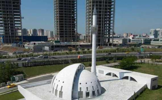 بالصور.. أغرب 5 مساجد من حيث التصميم المعماري في إسطنبول!
