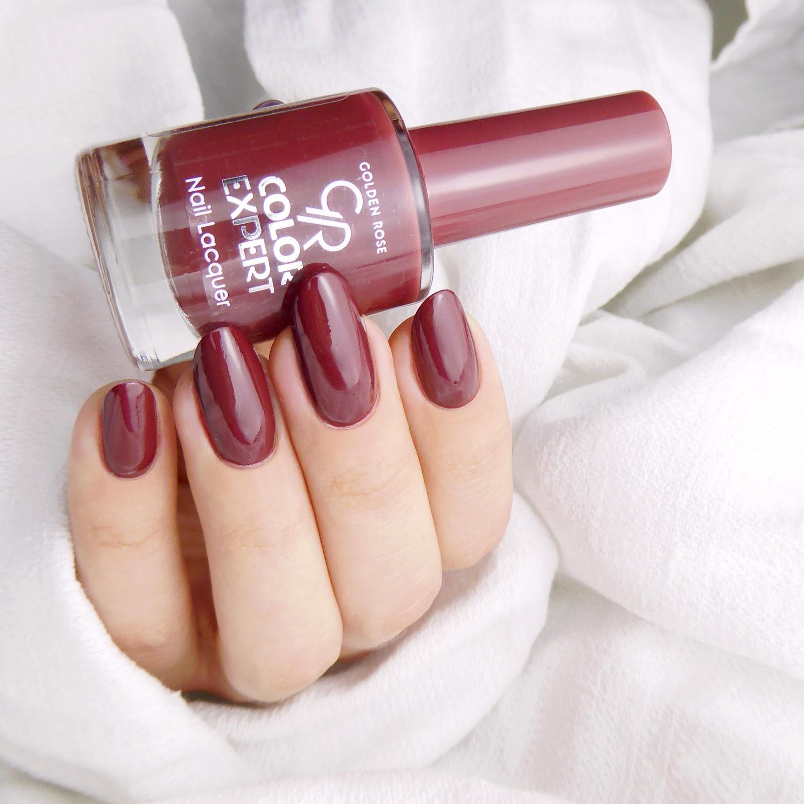 Classy Red Nails : RedditLaqueristas