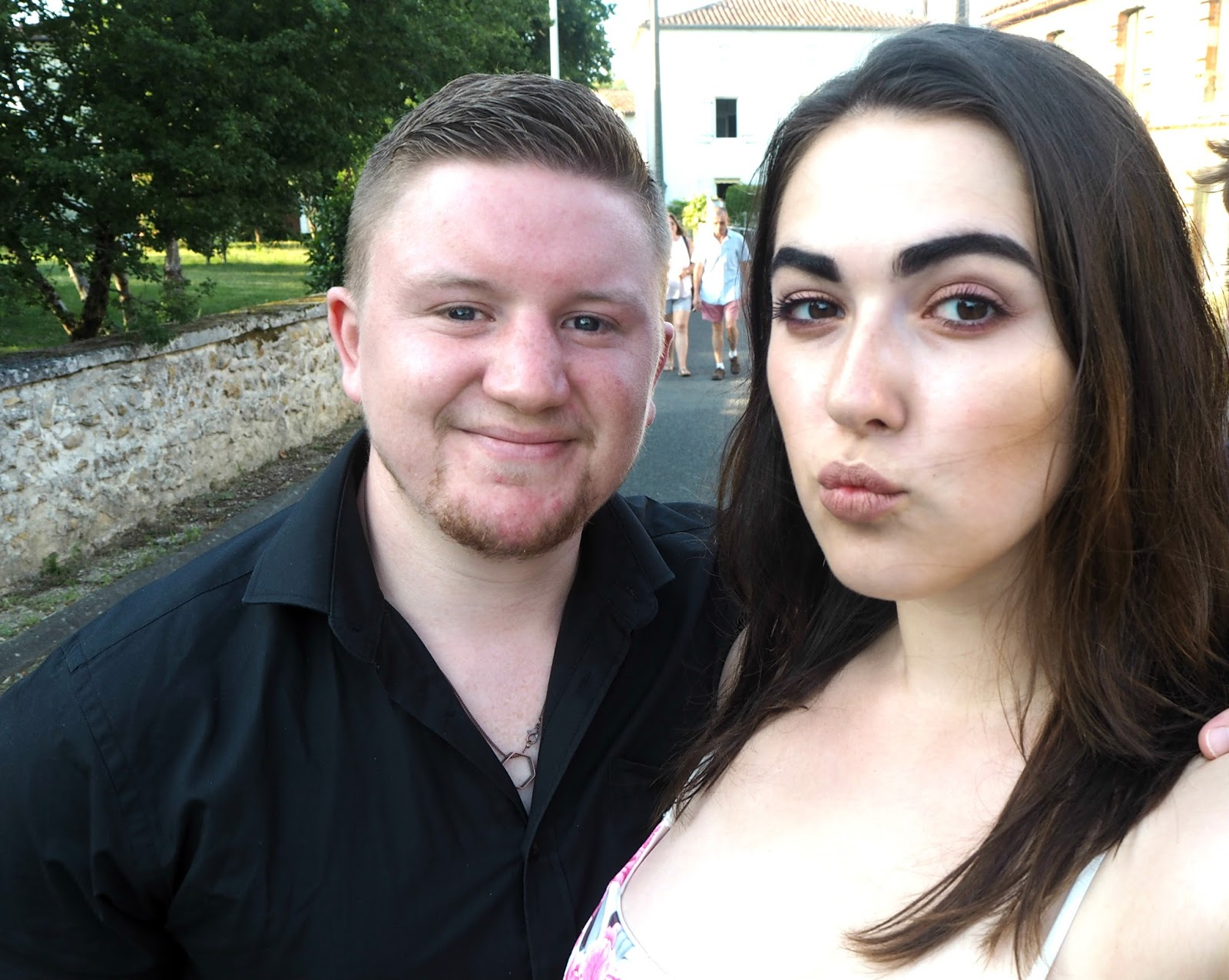 Sean and Natalie