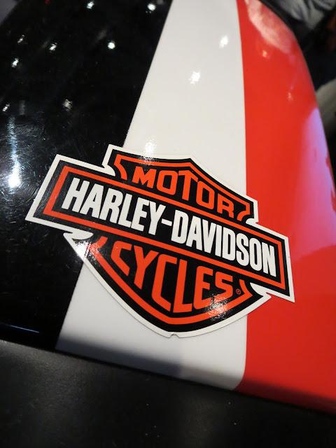 Harley-Davidson VR1000 Logo