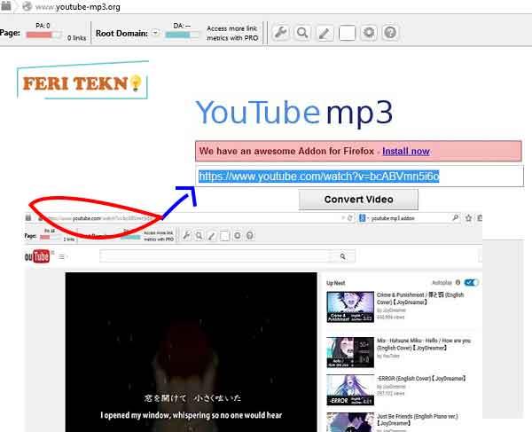√3 [Panduan] Cara Download Lagu MP3 dari Youtube di HP / PC