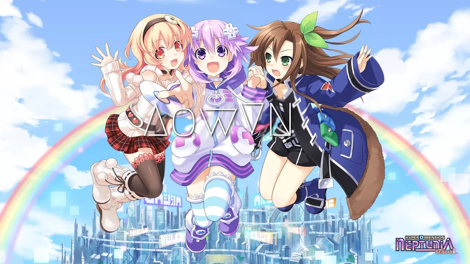 AowVN.org min%2B%25283%2529 - [ JRPG ] Hyperdimension Neptunia Re;Birth1 2 3 | Game PC Anime Visual Novel cực hay