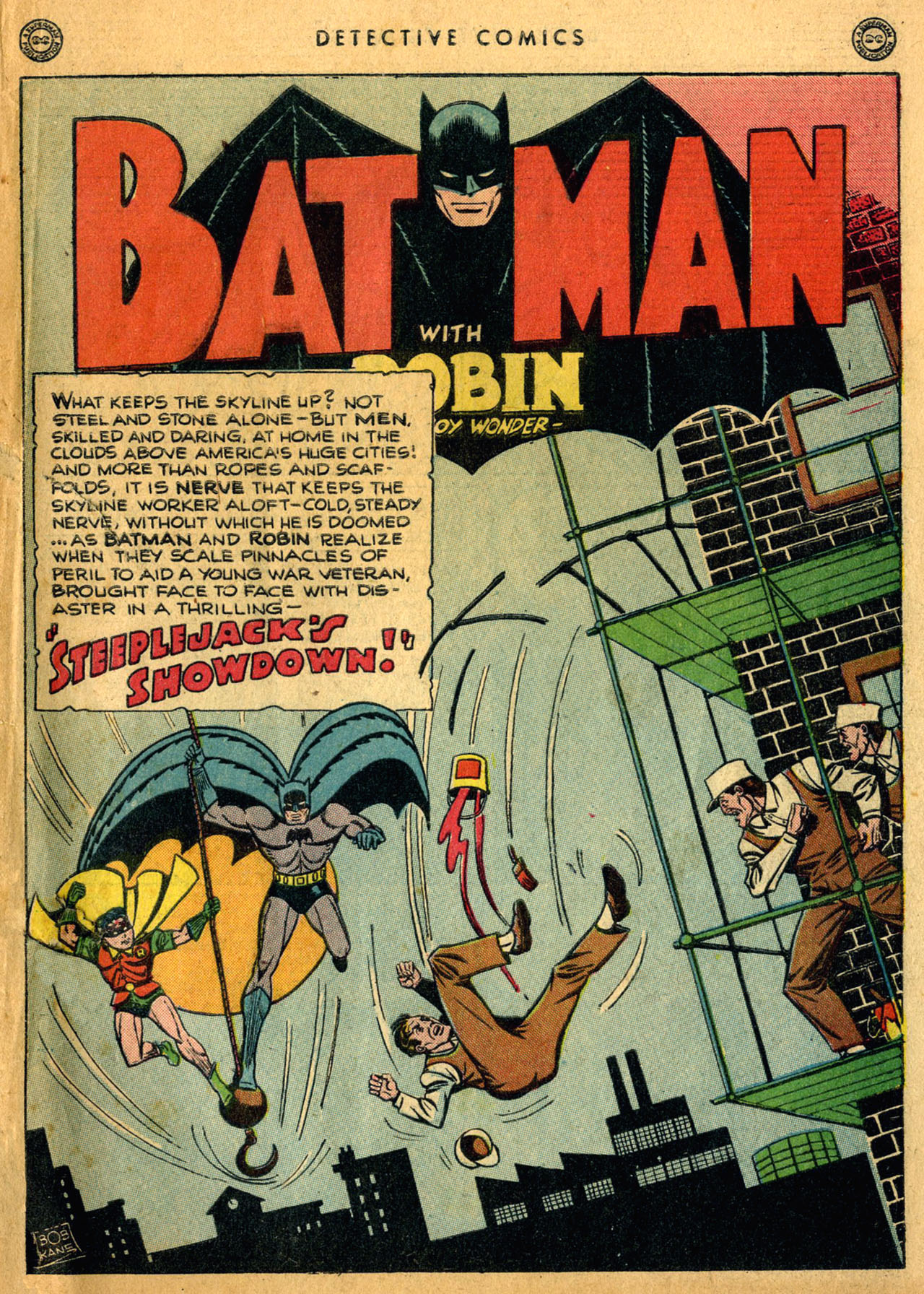 Read online Detective Comics (1937) comic -  Issue #117 - 3