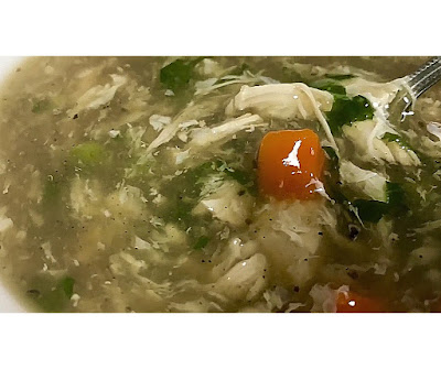 How to make chicken soup at home