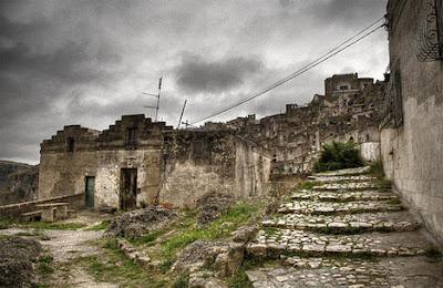 Foto de paisaje nublado