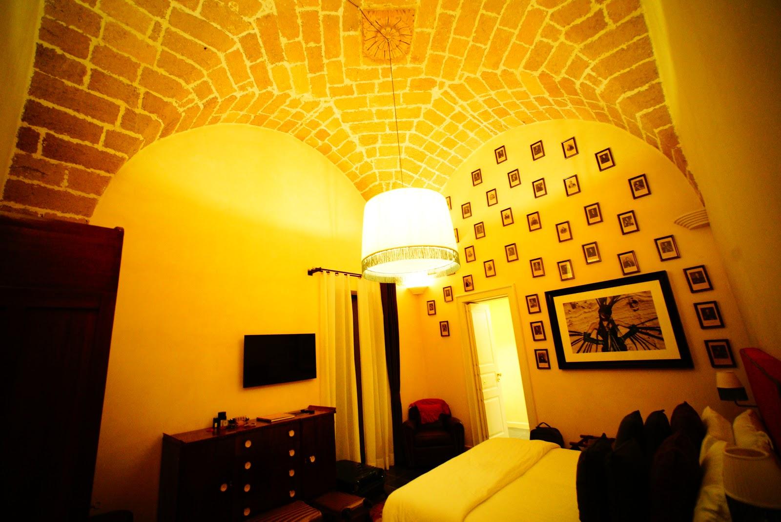 Gallipolli boutique hotel Palazzo Presta