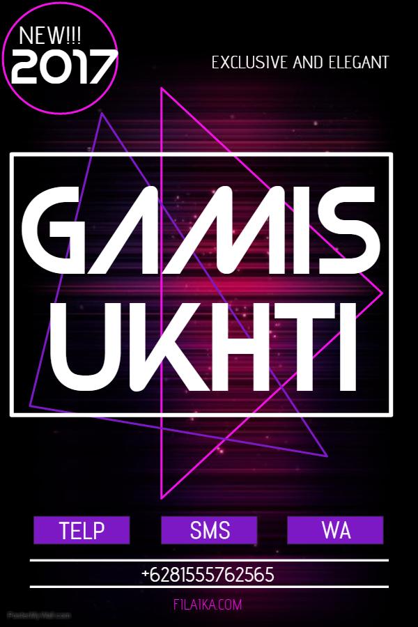 Gamis Ukhti 2017
