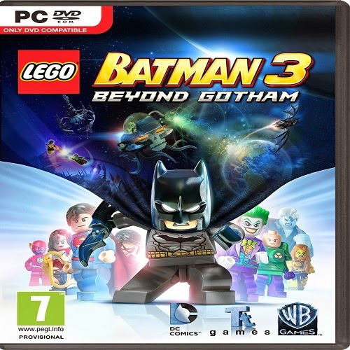 lego batman game free