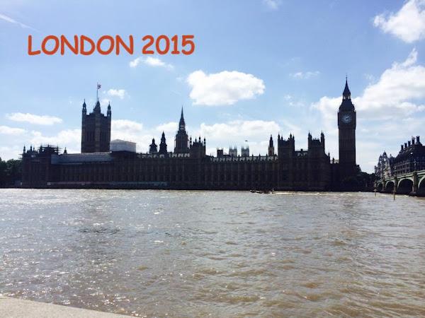 |TRAVEL| London 2015