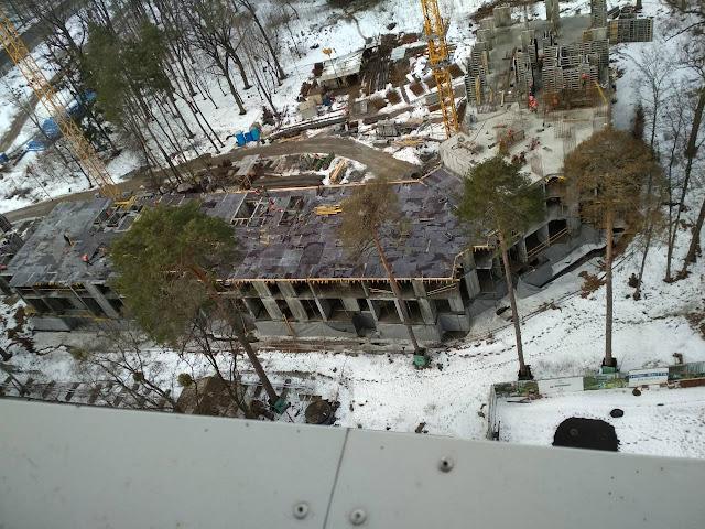 строительство второго дома в жк Святобор