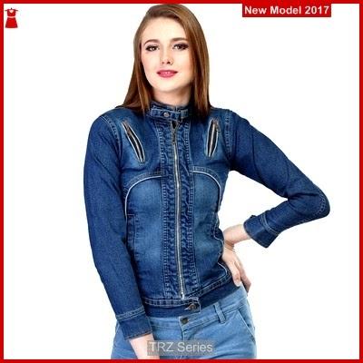 TRZ29 Jaket Wanita Jeans Inficlo 130 Murah
