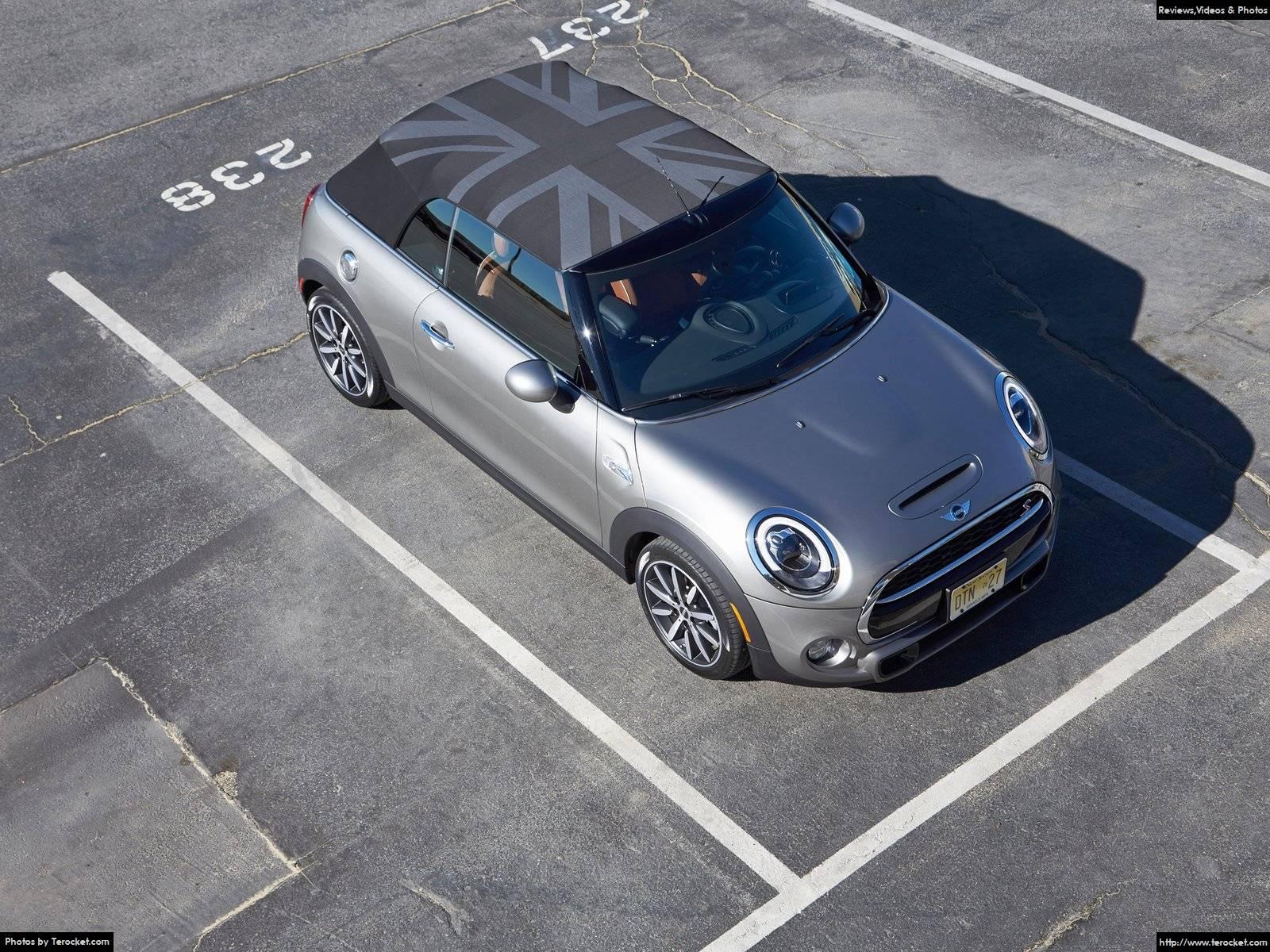 Hình ảnh xe ô tô Mini Cooper S Convertible  2016 & nội ngoại thất