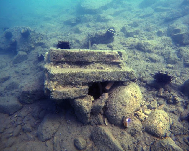 Expedition finds remains of fortified Roman port in Albania much larger than previously thought