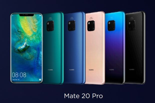 Top Features of Huawei Mate 20 Pro or Mate 20