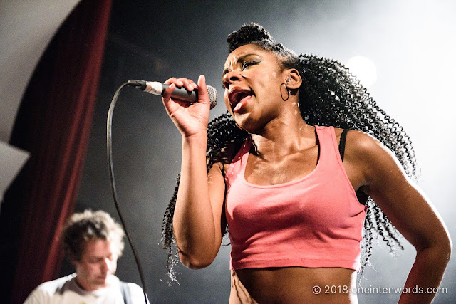 The Go! Team at The Great Hall on April 6, 2018 Photo by John at One In Ten Words oneintenwords.com toronto indie alternative live music blog concert photography pictures photos