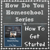 New to Homeschooling? Start here: