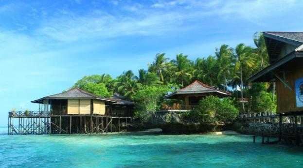 Perkembangan Industri Pariwisata
