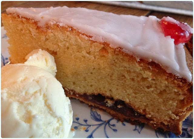The Oast House, Manchester - Bakewell Tart