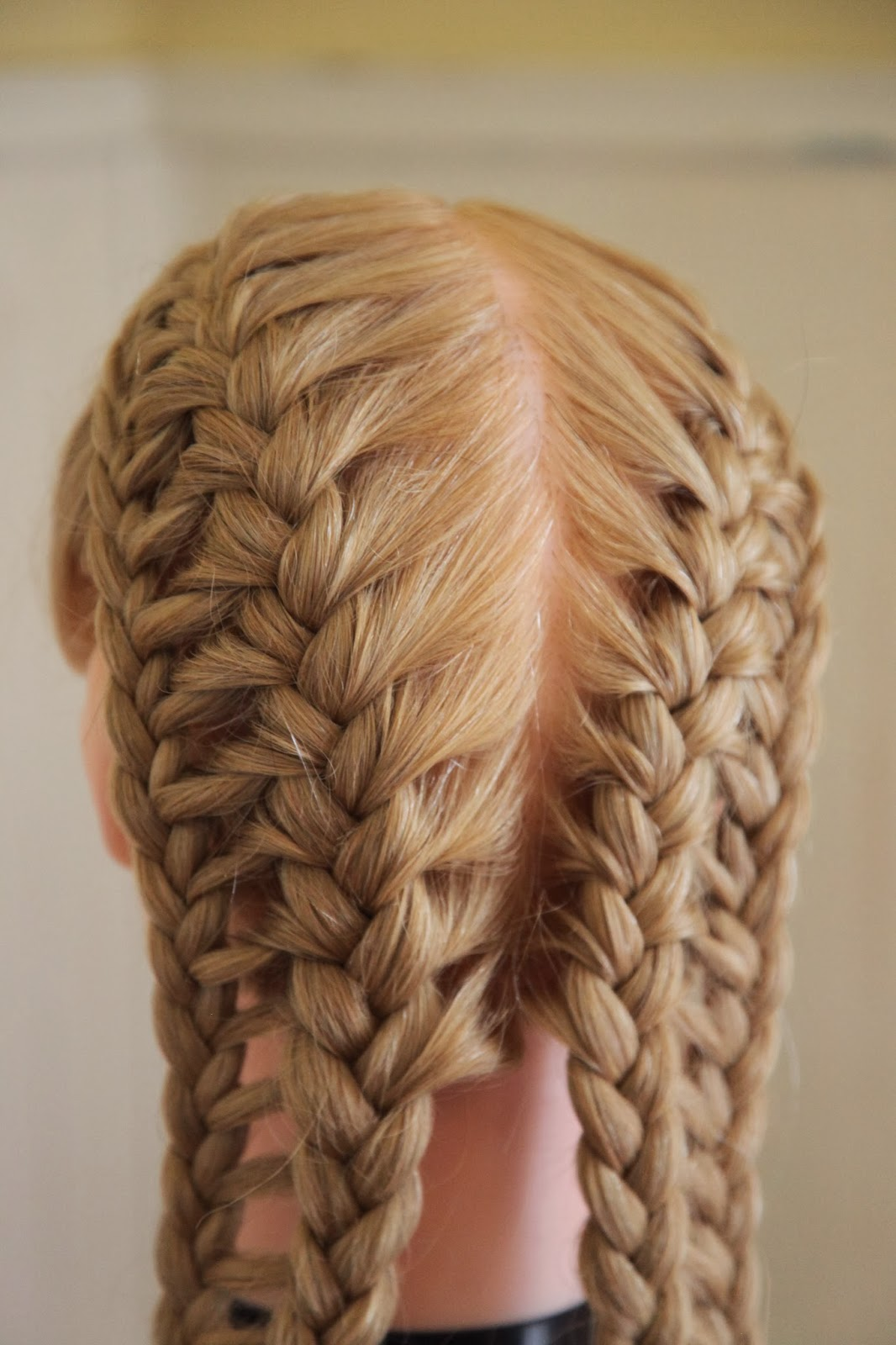 plait styles for hair 38 intricate plait hairstyles hairstylo 6099