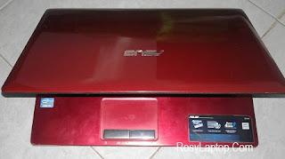 Asus A43E Core I3 Merah