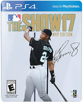 MLB The Show 17 PS4 MVP Edition