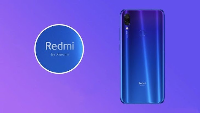 «Shawmy Redmi 6» ... Cheap phone distinctive 84
