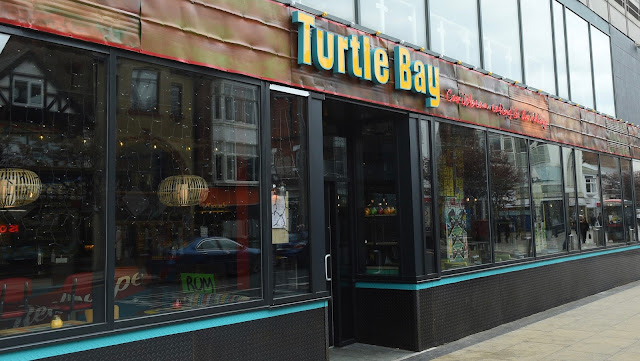 Turtle Bay Middlesbrough Food Restaurant Bar Review Teesside