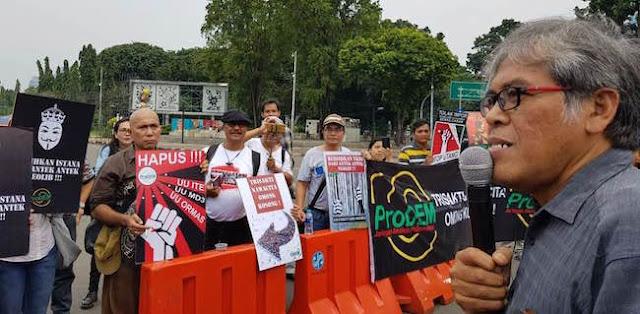 Deklarator Dukung Prodem Tarik Dukungan Dari Jokowi