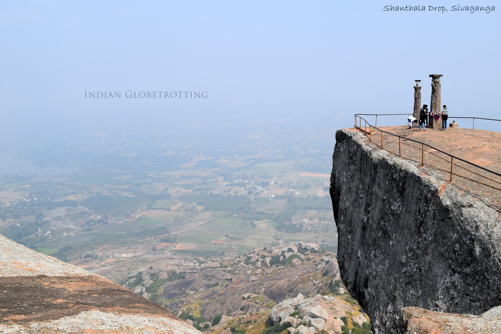 Shanthala Point where queen shanthala committed suicide