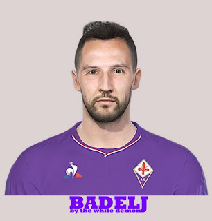 PES 2019 Faces Milan Badelj by The White Demon