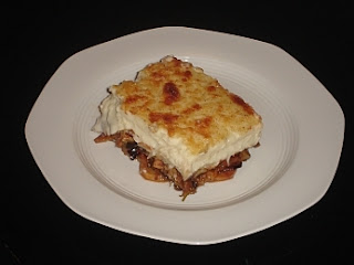 Greek Vegetarian Moussaka Nusa Recipe