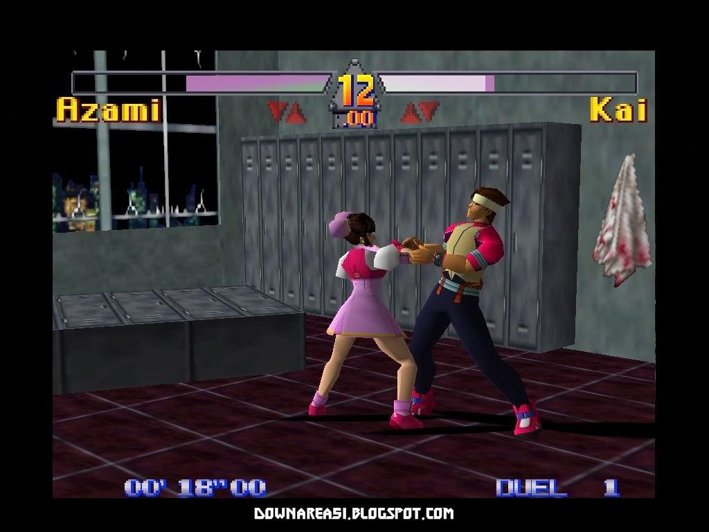 Deadly Arts Nintendo 64 Roms