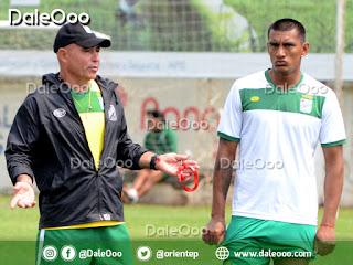 Juan Manuel Llop apuesta por la solidez de Jorge Paredes para visitar a Real Potosí - DaleOoo