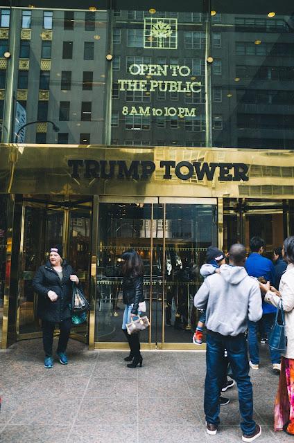 トランプ・タワー(Trump Tower)