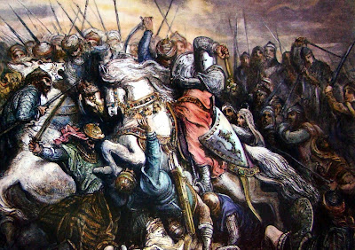Resultado de imagen de batalla de salado