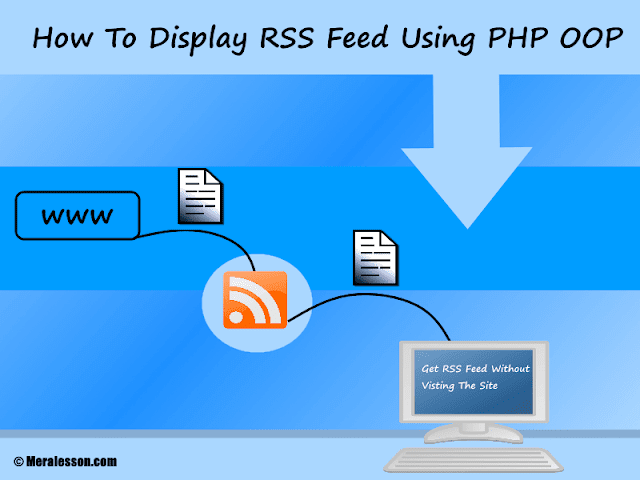 How To Read And Display Rss Feed Using PHP OOP