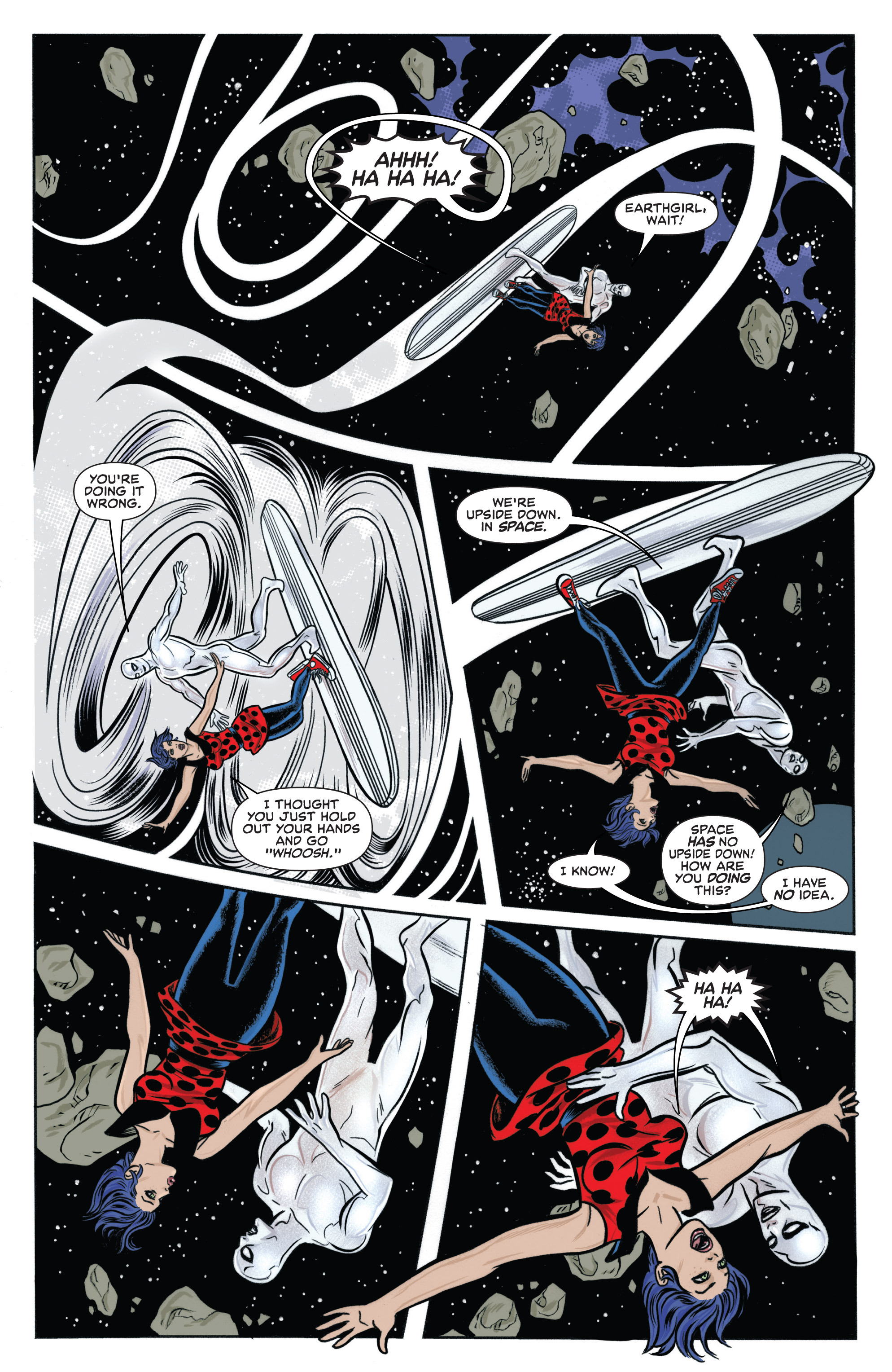 Read online Silver Surfer (2014) comic -  Issue #8 - 7