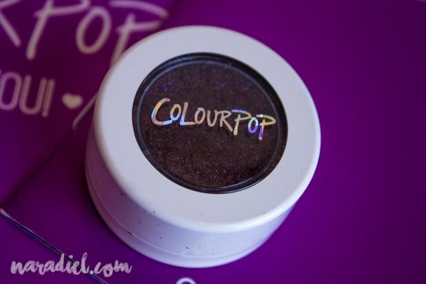 Mi primera compra de ColourPop
